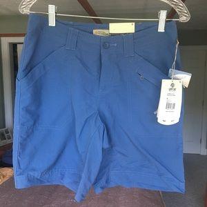 Royal Robbins Backcountry Walker Shorts